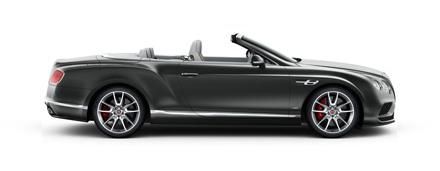 コンチネンタル GT V8 S コンバーチブル