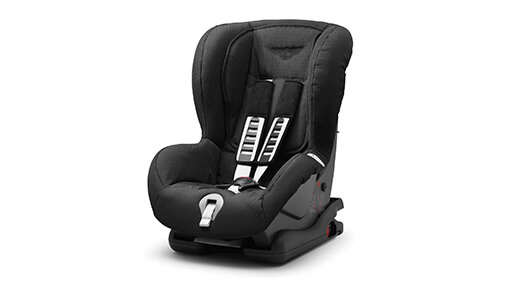 BENTLEY BRANDED CHILD CAR SEATS