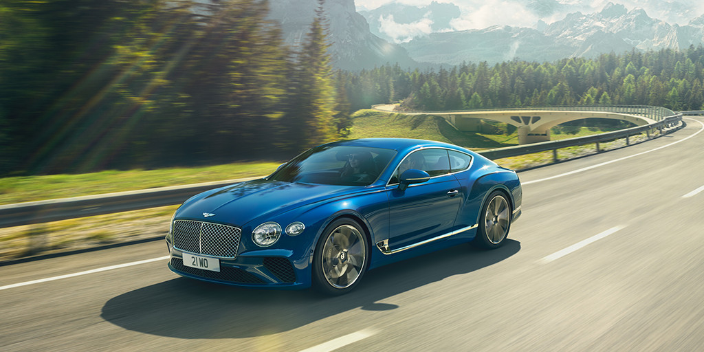 EXPLORE NEW CONTINENTAL GT